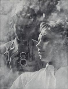 An early photograph by Johan Van Der Keuken