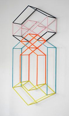 by Margrethe Odgaard. would be cool to use as inspiration for a craft project