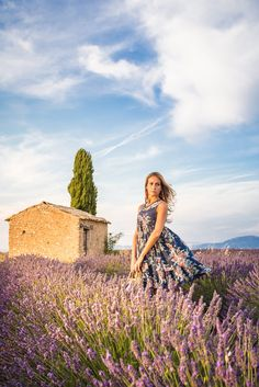 ***Lavender field (Valensole, Provence, France) by Stefano Termanini on 500px
