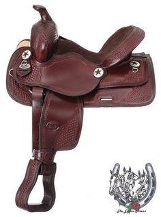 1 Mini Poney en Cuir Noir Poco Bridle Horse Tack Equine Tough
