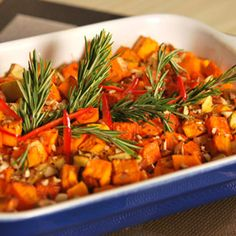 Harvest Squash Medley, a recipe from ATCO Blue Flame Kitchen.