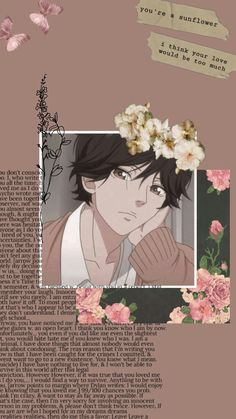 Wallpaper Lockscreen, Cute Wallpaper Backgrounds, Cool Wallpaper, Cute Wallpapers, All Anime, Anime Guys, Futaba Y Kou, Ao Haru Ride Kou, Tanaka Kou