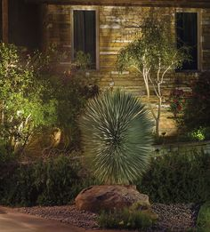Kichler Design Pro LED Landscape Light Garden Key Features