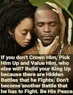 """I will value you and build you up and crown you as my King. The King that you have always been but better with your Queen by your side. Source by ebbjasmine Author: Admin More from my siteMaría Julia """"Maju"""" Mantilla García (born July 10, 1984) is…A King Only Bows Down To His Queen Pictures, …"""
