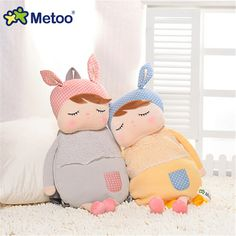 New Arrival Plush Cartoon Bags Kids Plush Backpack Metoo School Bags Children Shoulder Bag for Kindergarten Girl WL68 #>=#>=#>=#>=#> Click on the pin to check out discount price, color, size, shipping, etc. Save and like it!