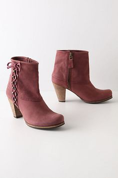 Red Boots from Anthro