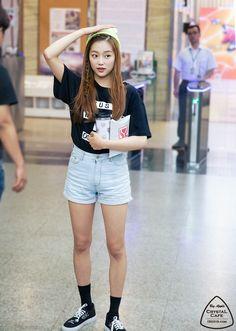 #clc, #yeeun, #fashion