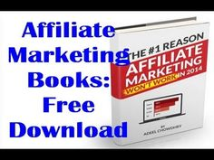 Affiliate Marketing Books - Free Download For Beginners or Intermediate http://www.IncomeSociety.info