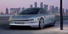 Voiture électrique : Volkswagen XL1 : l\'hybride rechargeable qui ne consomme que 1l/100km