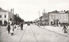 Braila - 1918 Water Damage, Romania, Street View, Train, Black And White, Nature, Prints, Naturaleza, Black N White