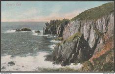 Land's End, Cornwall, c.1905 - Valentine's Postcard