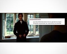 Haha! Oh Mr. Darcy... What are we to do with you?