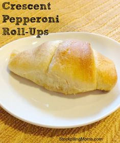 Only three ingredients in this easy to make afternoon snack!