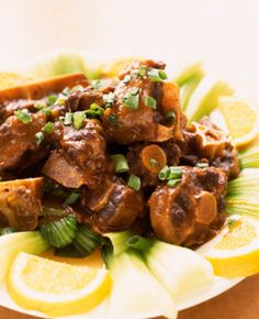 Braised Oxtails Recipe - Beef Recipes