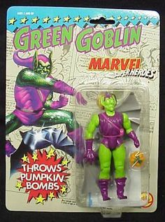 Marvel Super Heroes Green Goblin by Toy Biz 1991, http://www.amazon.com/dp/B001O6E78U/ref=cm_sw_r_pi_dp_KFZUrb0FV9VG0