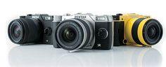 Die neue Pentax Q7 Systemkamera mit Belichtungsreserve