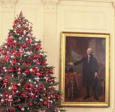 2006 White House Christmas Tree