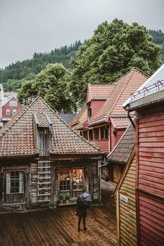 Norway Part One: Bergen & Beyond | WishWishWish | Bloglovin'