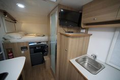 2 Berth Adventurer Campervans | Cruisin Motorhomes