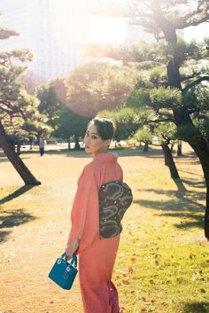 Mademoiselle Yulia The DJ and street style star takes Tokyo with Dior.