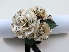 Bracciale spartiti damigella di Paper Garden by Carmen Bjornald | Foto 32