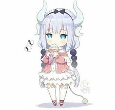 Kanna-chan - Dragon