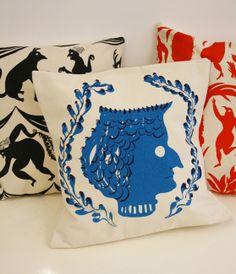 Cushions, jughead etc blog