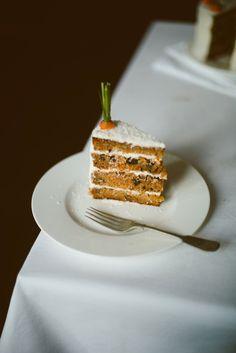 Carrot Cake Slice. Photo byKathrin Koschitzki