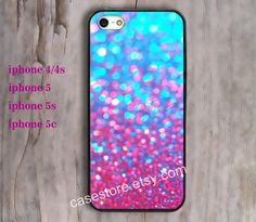 Sparkle Glitter iPhone 4 CaseiPhone 4 4g 4s Hard by charmcover, $7.99