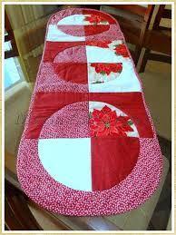 Resultado de imagem para caminhos de mesa  em tecidos