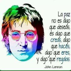La paz no es...