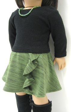 I really like this neat skirt design - but I am not finding the pattern. It should be easy enough to figure out... in theory