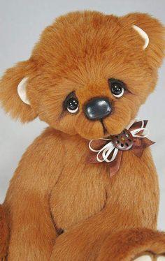 Brandy by Isle be Bear sometimes I feel like this bear looks.