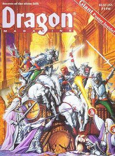 Dragon Magazine, No 176 (Monthly Magazine) $4.43