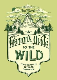 """For women who enjoy hiking, camping, backpacking, and other outdoor recreation, this is the definitive guide to being a woman in the great outdoors. This handbook covers the matters of most concern to women, from """"feminine functions"""" in the wilderness to how to deal with condescending men, as well as the basics of wilderness survival tailored to women's unique needs."""