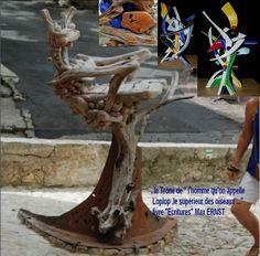 _ #LOPLOP #MAXERNST #ART #EXPOSITION _ http://www.dailymotion.com/video/x10qclv_hommage-a-max-ernst-alain-girelli_creation à #SEILLANS