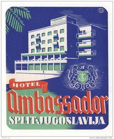 Hotel Ambasador, Split