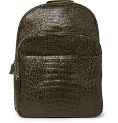 Santiago GonzalezCrocodile Backpack