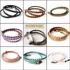 Lenny & Eva braided wraps......not too late to add this to your wish list!