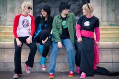 Homestuck Beta Kids Cosplay