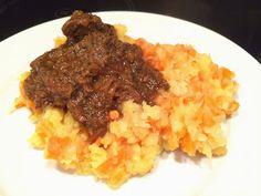 Lekker eten met Marlon: Kruidige hutspot met ontzettende lekkere runderstoof
