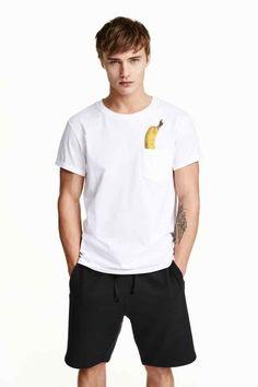 Camiseta estampada | H&M