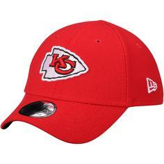 Kansas City Chiefs New Era Toddler Team Classic 39THIRTY Flex Hat – Red