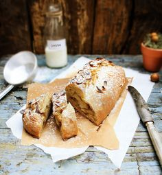Plates and Platters: Pear Bread Coconut and coconut # pear bread | Recipes, photography and stories