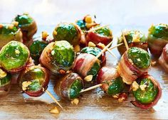 Shake up your Brussels sprouts with some delicious pancetta this winter. Visit sainsburys.co.uk for more recipes