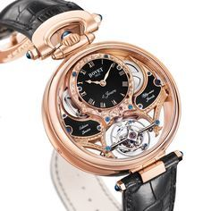 BOVET 1822 Amadeo Fleurier Tourbillon Virtuoso III 5-Day Tourbillon with Retrograde Perpetual Calendar and Reversed Hand-Fitting (See more at En: http://watchmobile7.com/articles/bovet-amadeo-fleurier-tourbillon-virtuoso-iii) (5/7) #watches #bovet #bovet1822