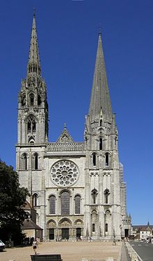 Kathedrale von Chartres – Wikipedia