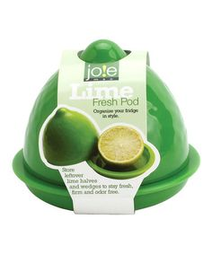 Look what I found on #zulily! Lime Fresh Pod by MSC International #zulilyfinds