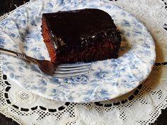 Chocolate Prune Cake - AmandasCookin.com