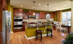 Do you LOVE this Monarch kitchen from Lennar Colorado!?